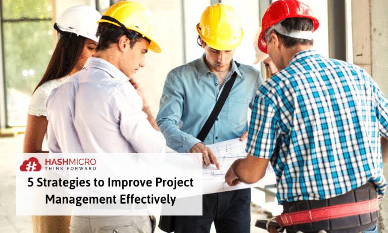 5 Tips Mengoptimalkan Manajemen Proyek Konstruksi