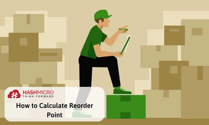 How to Calculate Reorder Point