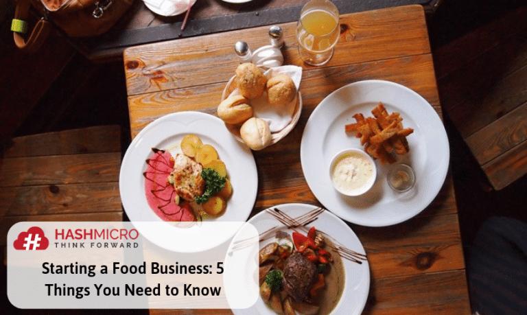 5 Cara Efektif untuk Memulai Usaha Makanan yang Menguntungkan