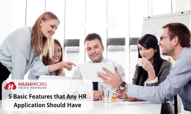5 Fitur Aplikasi HR yang Wajib Ada