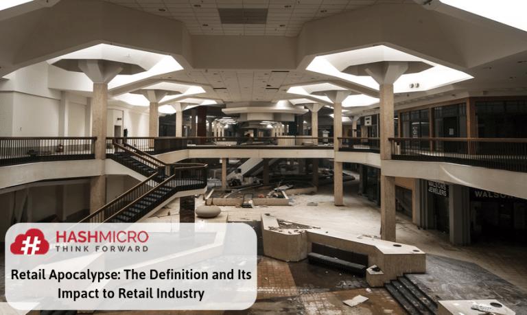 Retail Apocalypse: Pengertian dan Dampaknya di Indonesia