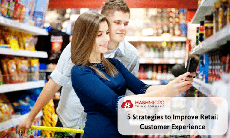 5 Strategi Terbaik Tingkatkan Pengalaman Pelanggan di Toko Ritel