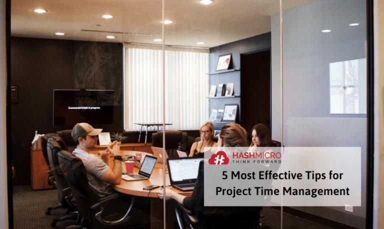 5 Tips untuk Manajemen Waktu Proyek yang Paling Efektif