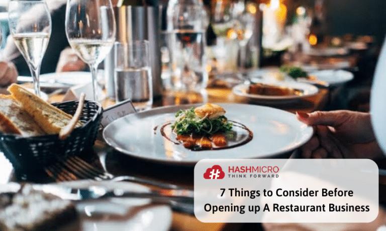 7 Pertimbangan Sebelum Memulai Usaha Rumah Makan