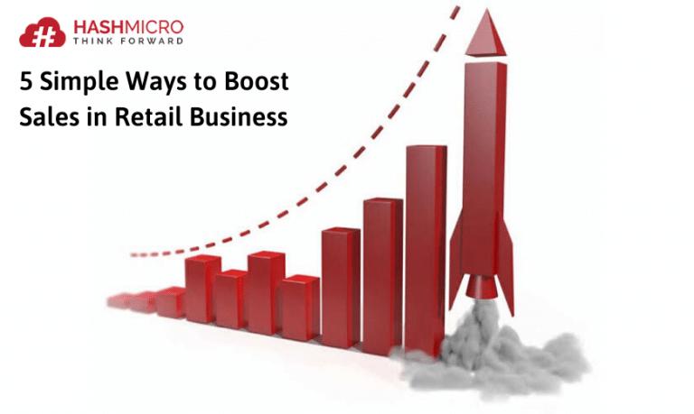 5 Cara Meningkatkan Penjualan di Bisnis Retail