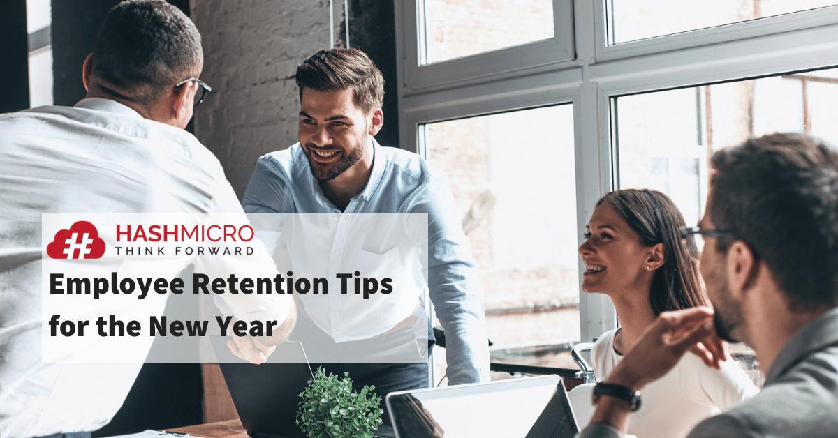 Tips Jitu Meningkatkan Retensi Karyawan di Awal Tahun