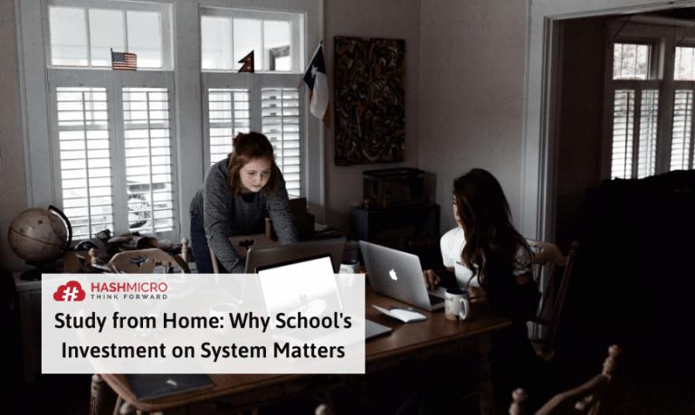 Manfaat Sistem ERP Sekolah di Saat Himbauan Belajar di Rumah
