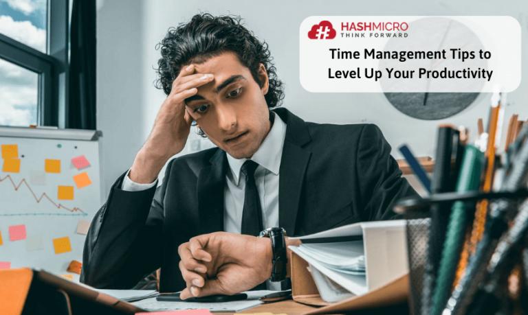 5 Tips Manajemen Waktu untuk Tingkatkan Produktivitas Anda