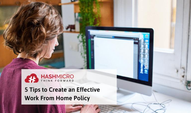5 Tips bagi Perusahaan untuk Work From Home yang Efektif