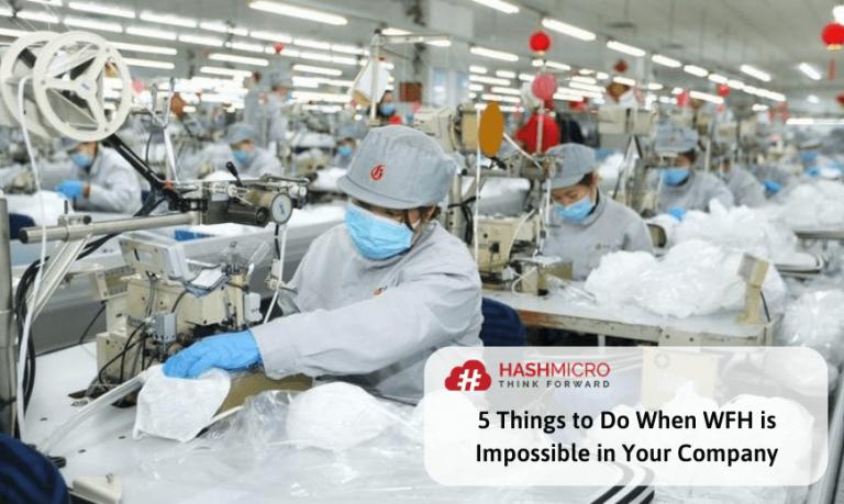 5 Hal yang Harus Dilakukan Saat WFH Tak Memungkinkan