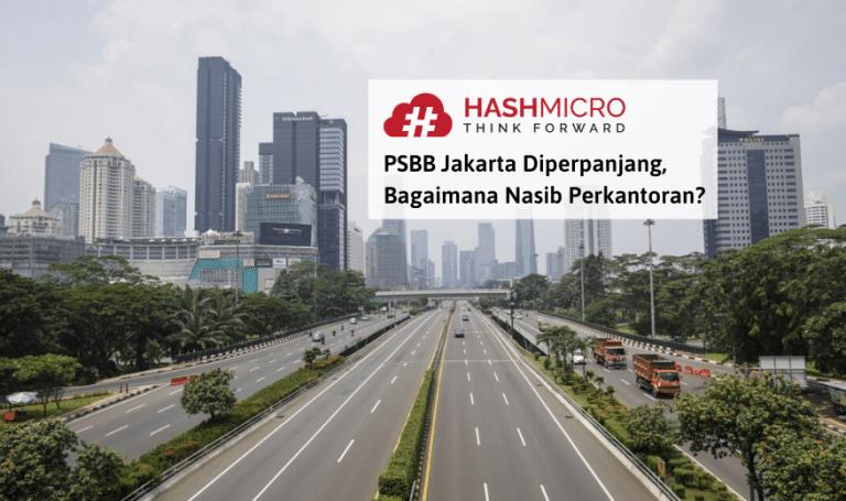 PSBB Jakarta Diperpanjang, Bagaimana Nasib Perkantoran?