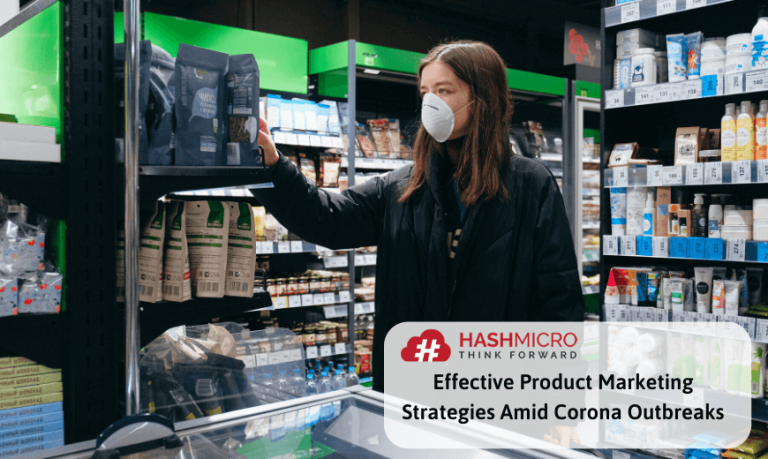 Strategi Pemasaran Produk yang Efektif di Tengah Wabah Corona
