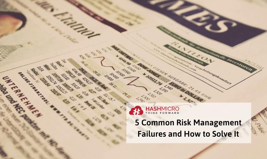 manajemen risiko perusahaan