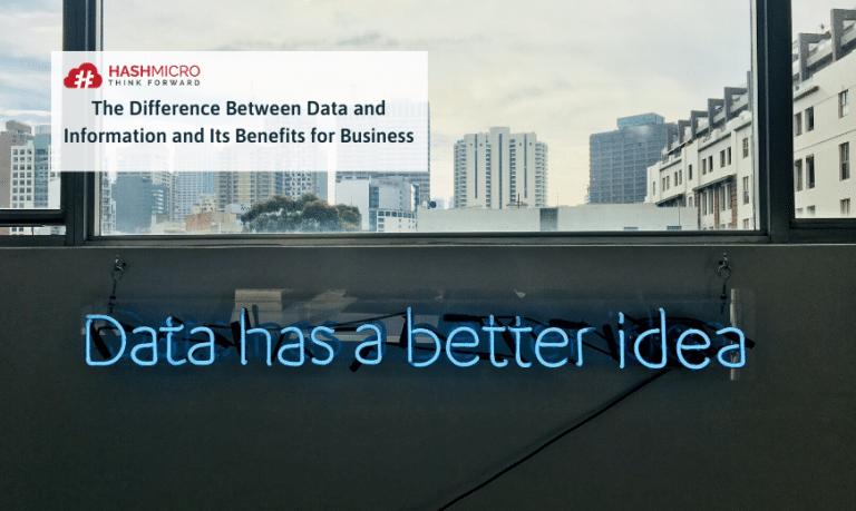 Perbedaan Data dan Informasi dan Kegunaannya dalam Bisnis