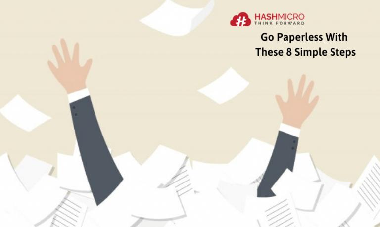 Beralih ke Paperless dengan 8 Langkah Mudah