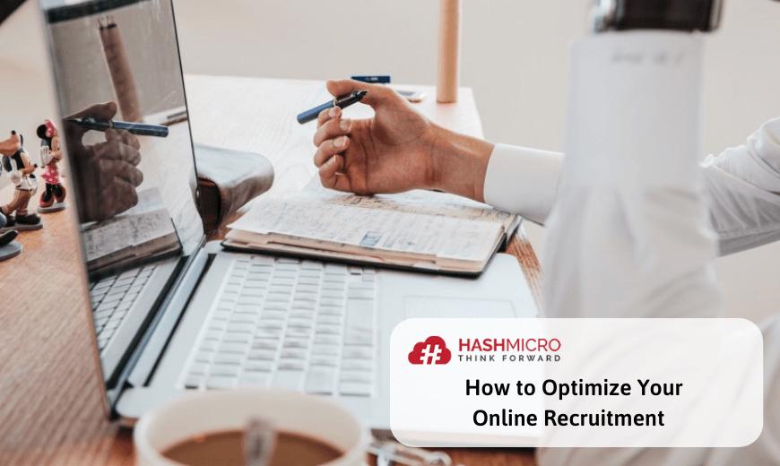 rekrutmen online