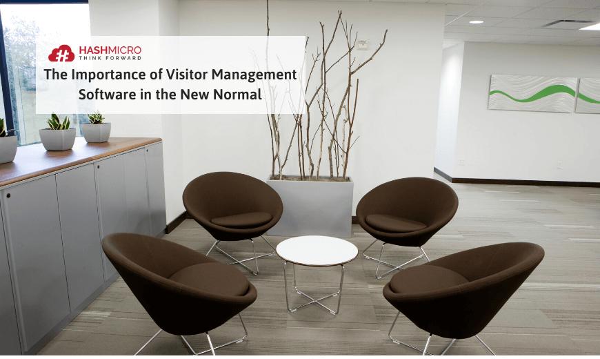 Software Manajemen Tamu Kantor