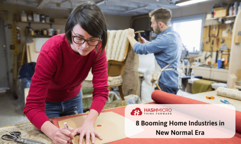 8 Home Industry yang Booming di Masa New Normal