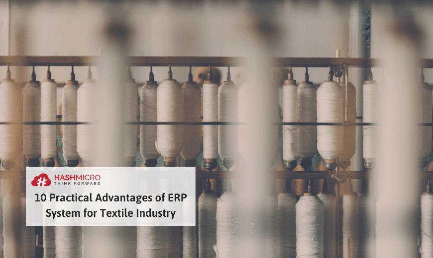 Sistem ERP untuk Industri Tekstil dan Garmen