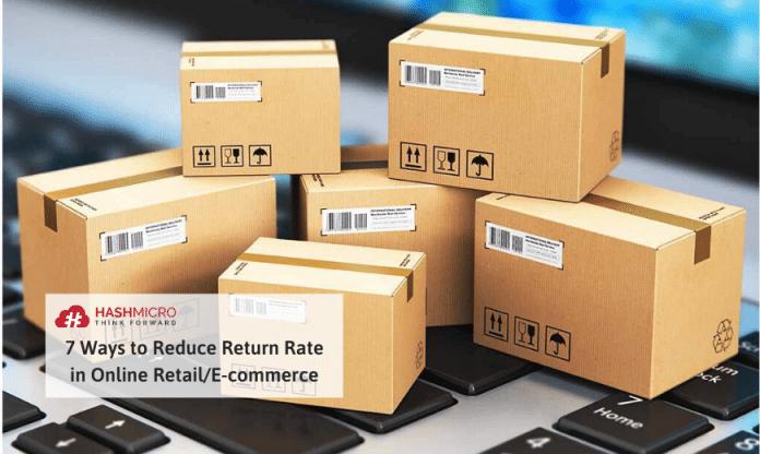 Cara Menurunkan Return Rate Online Shop