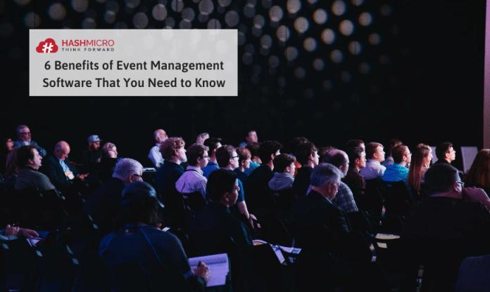 Manfaat event management software