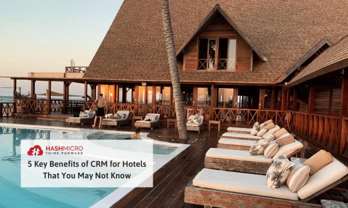 sistem crm untuk hotel