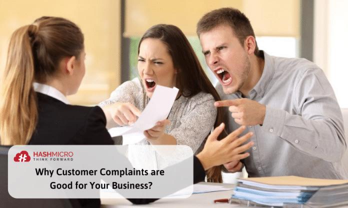 keluhan pelanggan