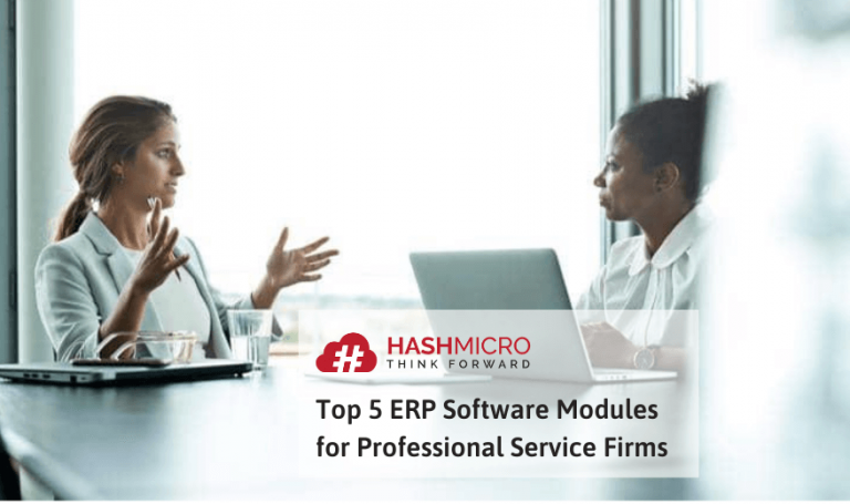 5 Modul ERP Paling Penting bagi Perusahaan Jasa Profesional
