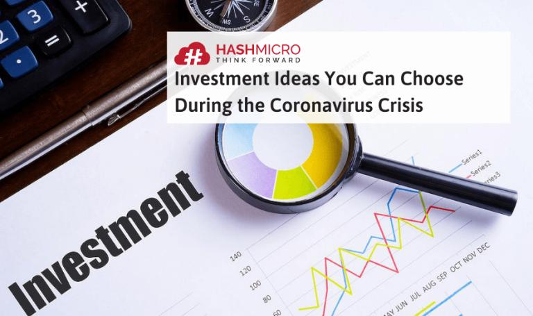 5 Jenis Investasi yang Tepat Bagi Perusahaan di Tengah Krisis Covid-19