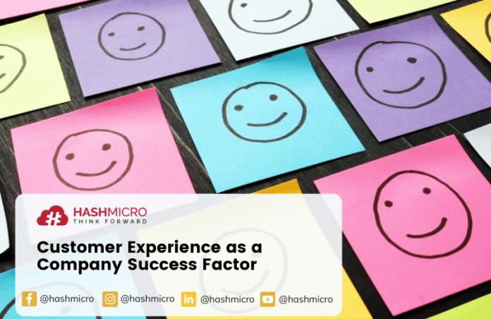 Customer Experience sebagai Faktor Kesuksesan Perusahaan