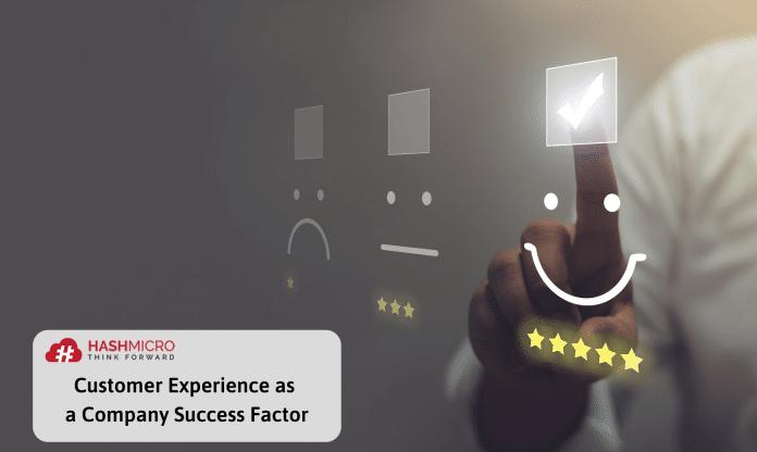 Pengalaman Pelanggan sebagai Faktor Kesuksesan Perusahaan