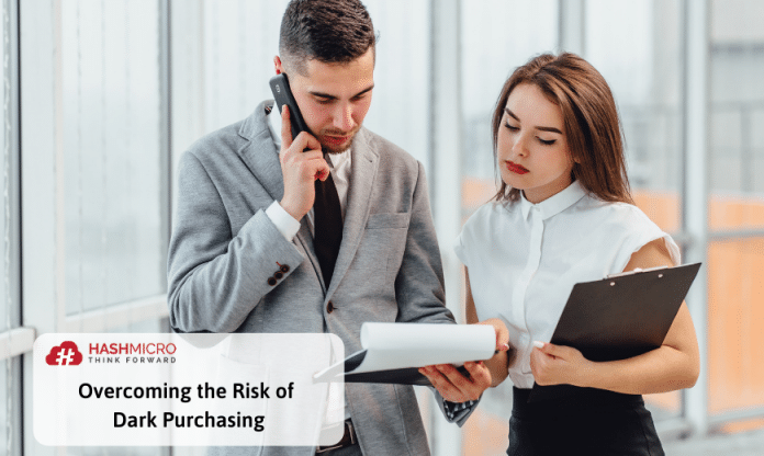 Mengatasi Risiko Dark Purchasing dengan Program Procurement