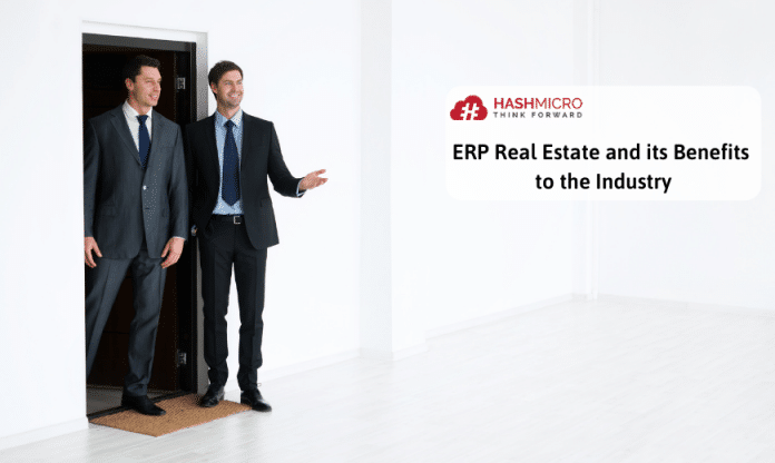 ERP Real Estate dan Manfaatnya bagi Industri