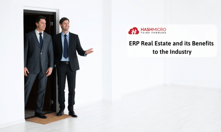 Manfaat ERP Software Real Estate