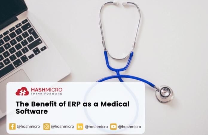 Manfaat Utama Sistem ERP Kesehatan
