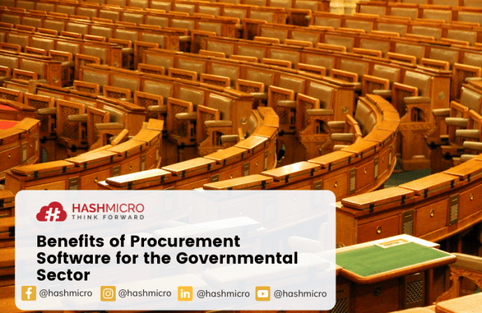 Manfaat Software Procurement bagi Institusi Pemerintah