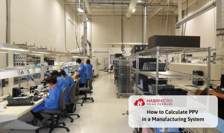 Menghitung Purchase Price Variance dalam Sistem Manufaktur