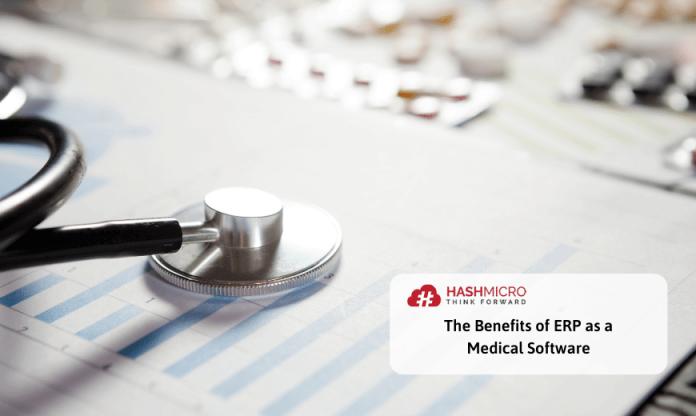 Manfaat Utama ERP bagi Sistem Kesehatan