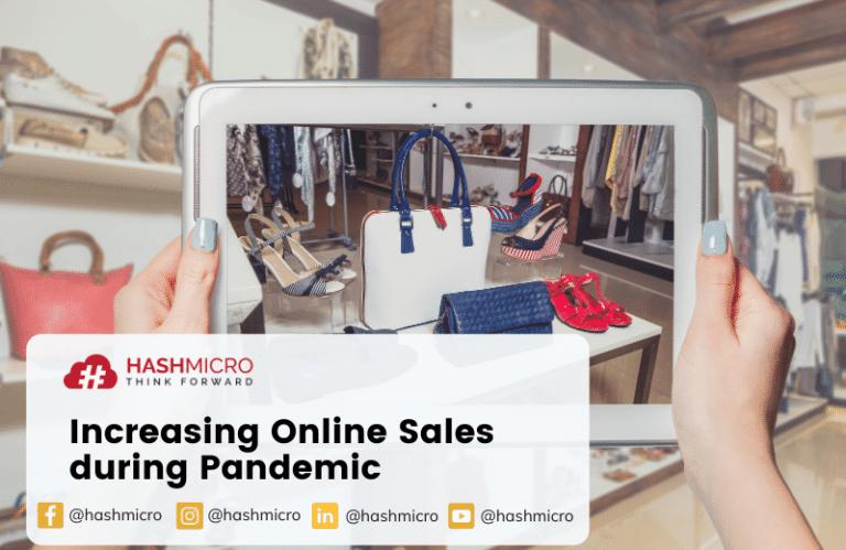 Cara Meningkatkan Omset Penjualan Online di Masa Pandemi Covid-19