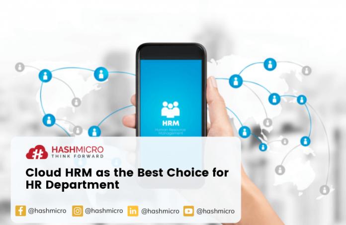 Cloud HRM Terbaik bagi Departemen HR