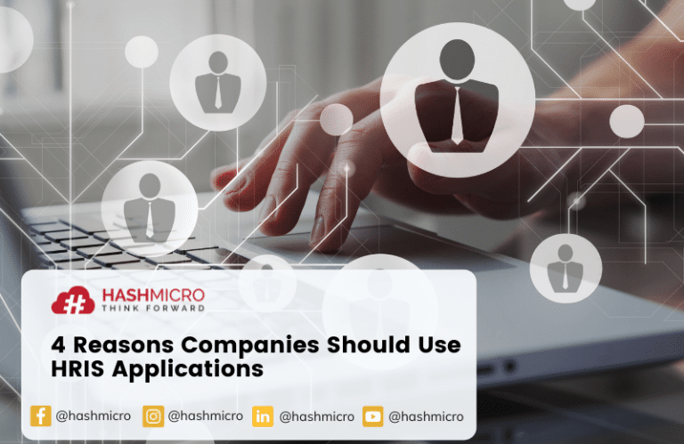 4 Alasan Perusahaan Harus Menggunakan Aplikasi HRIS