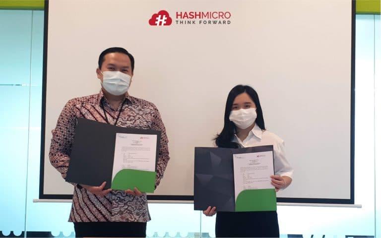 HashMicro Bekerja Sama dengan Kalbis Institute