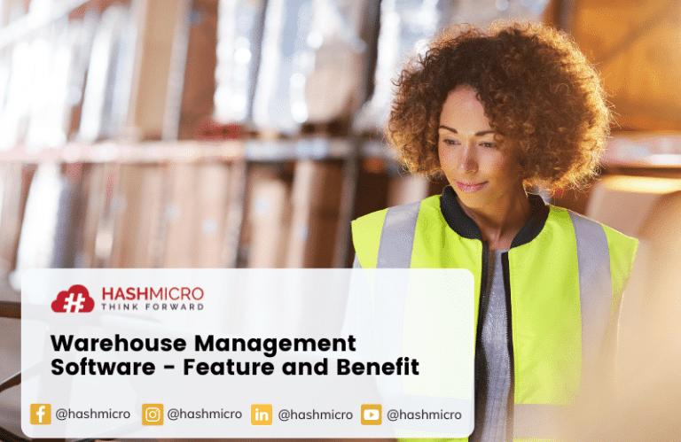 Software Warehouse Management – Fitur dan Manfaat