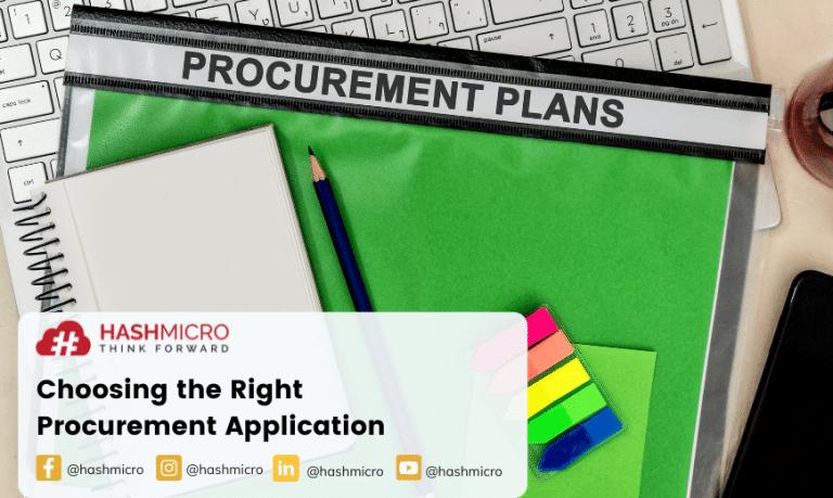 Bagaimana Cara Memilih Aplikasi Procurement yang Tepat bagi Bisnis?