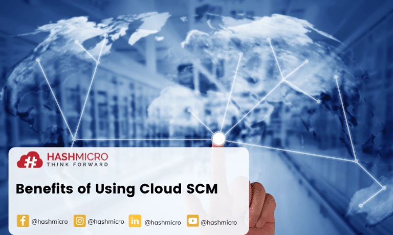 Keuntungan Menggunakan Cloud SCM