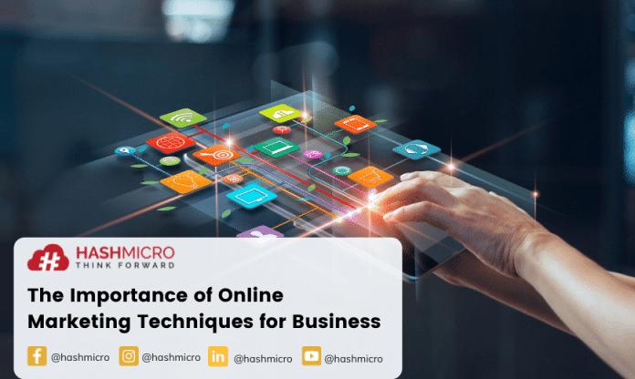 Pentingnya Teknik Pemasaran Online bagi Bisnis