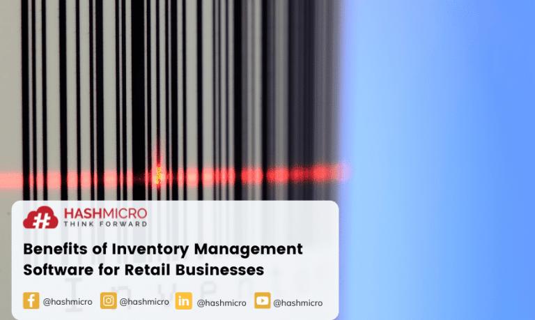 Manfaat Software Stock Barang bagi Bisnis Retail