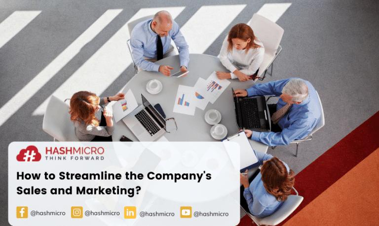 Penjualan dan Pemasaran   Perbedaan dan Strategi Efisiensi