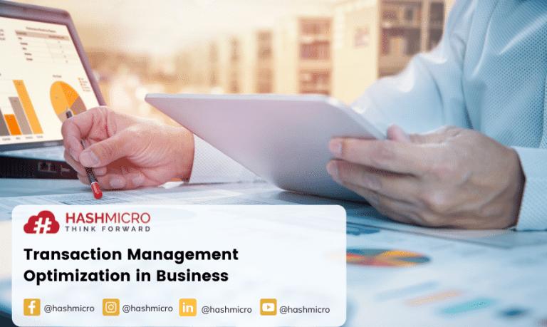 Optimasi Manajemen Transaksi pada Bisnis