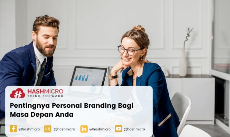 Pentingnya Personal Branding Bagi Masa Depan Anda